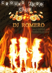 Party time cu Dj Romero