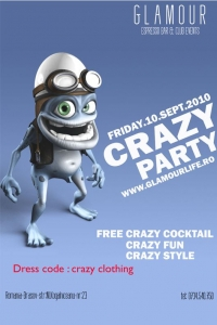 """Crazy Party"" in Glamour Lounge"