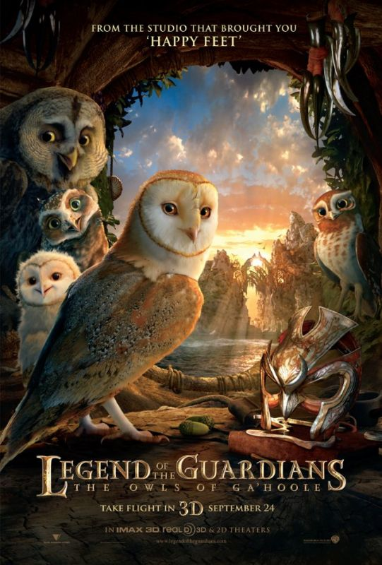 Filmul Legend of the Guardians: The Owls of Ga'Hoole