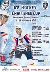 Ice Hockey Challenge Cup Brasov 2010