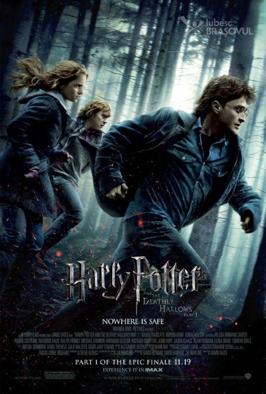 Filmul Harry Potter and the Deathly Hallows: part 1