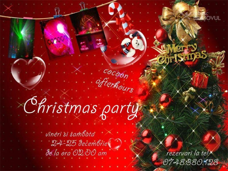Christmas party in Cocoon Afterhours