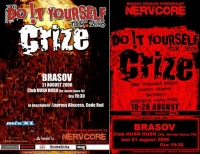Do It Your Self Tour 2006, Crize in club hUSH HUSH