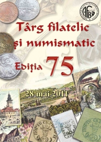 Targ Filatelic si Numismatic in data de 28 mai