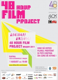 48 Hour Film Project Brasov 2011