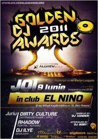 Golden Dj Awards 2011 - Underground