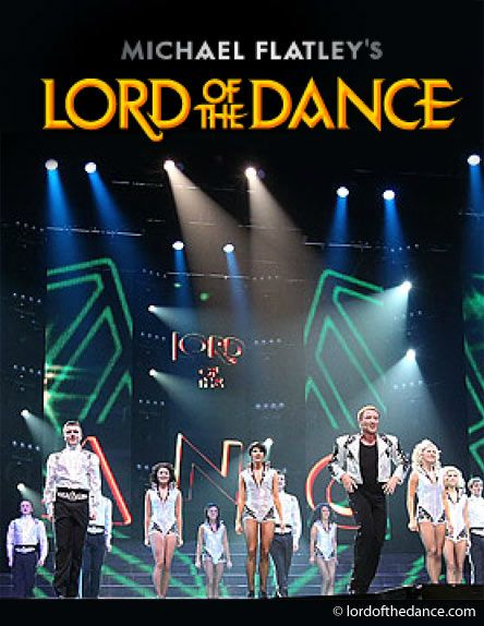 """Lord of the dance"" in Brasov"