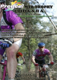 Predeal Mountain Bike Trophy 2011