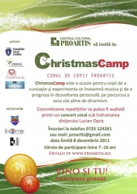 ChristmasCamp in Codlea