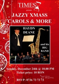 Jazzy Xmass Eve in Times Pub