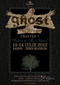 "Ghost Festival 2012 in Rasnov - Chapter I ""Return to the Nature"""