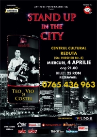 TEO, VIO si COSTEL - Stand Up In The City