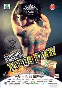 Tattoo Party in Bamboo Brasov
