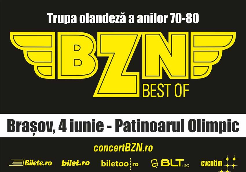 BZN Best Of in Brasov