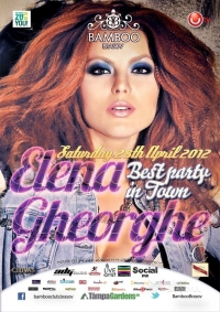 Elena Gheorghe in Bamboo Brasov