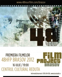 Premiera 48 Hour Film Project Brasov 2012