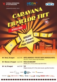 Caravana Filmelor TIFF 2012 - Operation Kino in Brasov