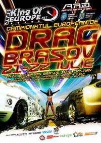King Of Europe Dragster 2012 - Brasov