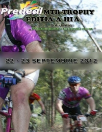 Predeal Mountain Bike Trophy 2012