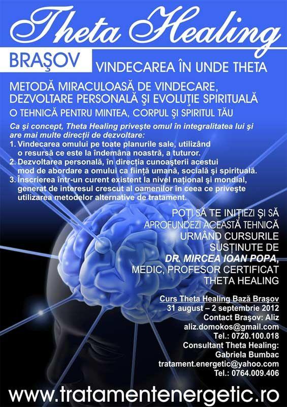 Theta Restorative healing as a result of Vianna Stibal