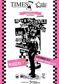 Concert al trupelor Roy and the Devils Motorcycle si The Nuggers