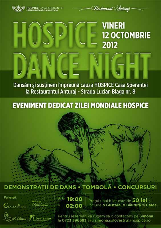 HOSPICE Dance Night