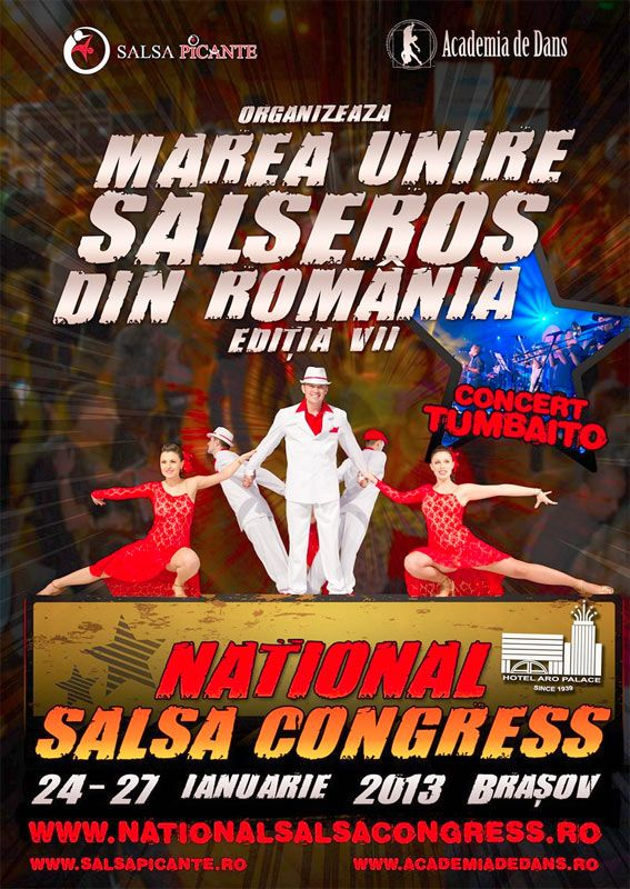 Congresul National de Salsa 2013
