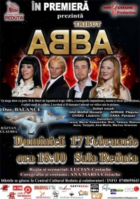Concert - Tribut ABBA