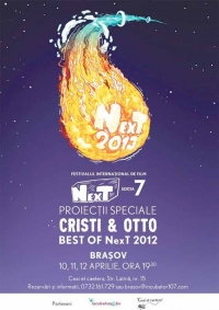 "Proiecţii de film ""Best of NexT 2012"""