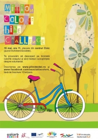Mission Colors: Bike Challenge
