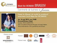Stil si garderoba de business la Meet the Woman! Brasov