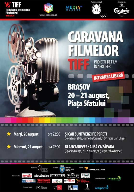 Caravana TIFF/Operation Kino 2013