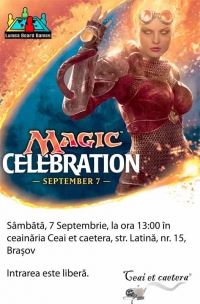 Magic Celebration Day în premieră la Brașov