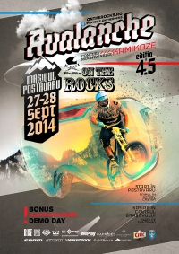Avalanche – On The Rocks 2014: Batalia pentru Postavarul