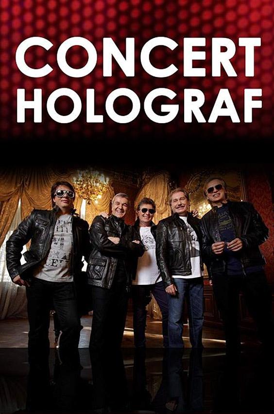 Imagini pentru concert holograf