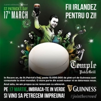St. Patrick's week @ Temple Pub&Grill