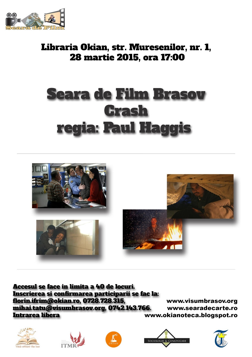 Seara de Film Brașov – Crash