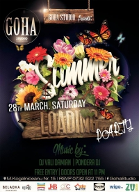 Summer Loading Party @ Goha Studio