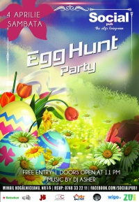Egg Hunt Party @ Social Pub