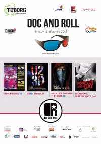 DOC And ROLL la Cinema One