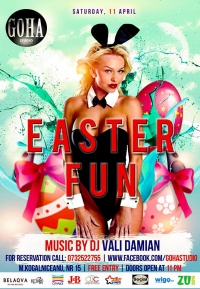 Easter Fun @ Goha Studio