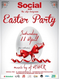 Easter Party with dj ASHER