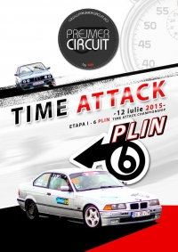 Time Attack 6 Plin & Prejmer Circuit