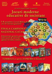 Jocuri moderne -educative de societate
