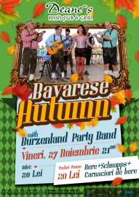 Bavarese Autumn with Burzenland Party Band