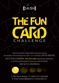 The Fun Card Challenge