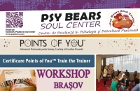 "Workshop de ""Cunoaștere Experimentală"" Points of You. Train the Trainer"