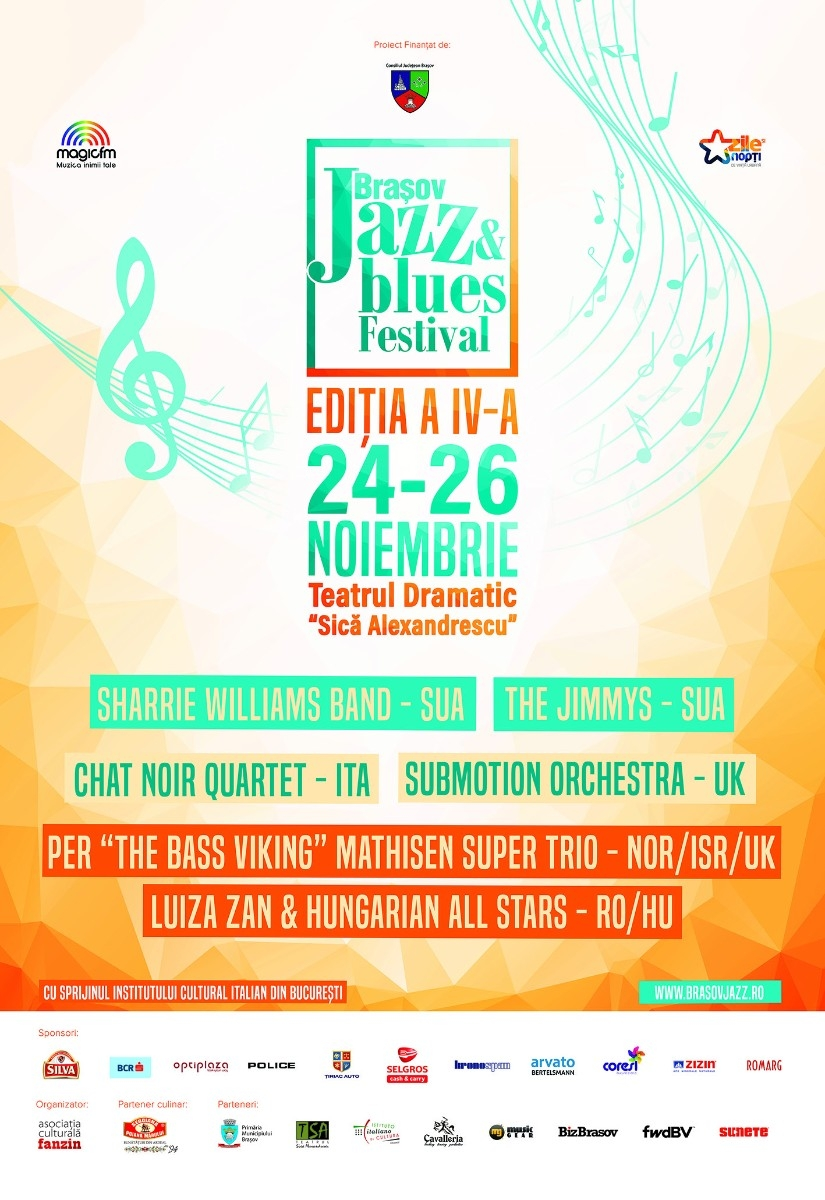 Brasov Jazz & Blues Festival