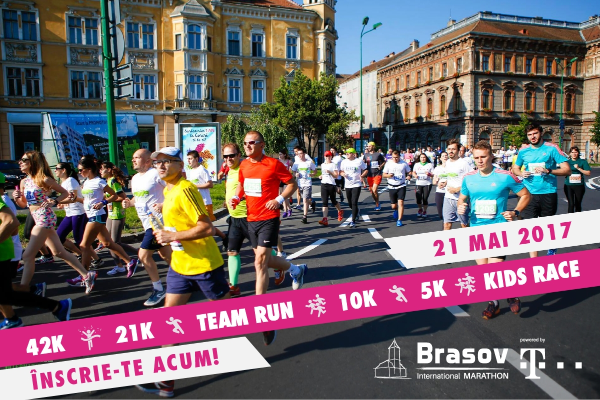 Brasov International Marathon