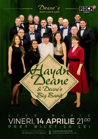 Haydn Deane & Deane's Big Band